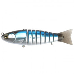 Vobler Swimbait Seven Section Ayu 14cm 29g Biwaa