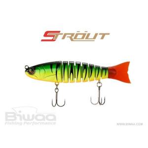 Vobler Swimbite Strout Fire Tiger 16cm / 52g Biwaa