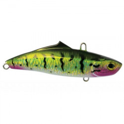 Vobler Under Silent Max, Holo Striped Green, 7.5cm, 19g Rapture