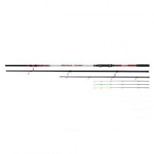 Lanseta Method Feeder 3+3 segmente / 3.90m / 100-150g Carp Expert