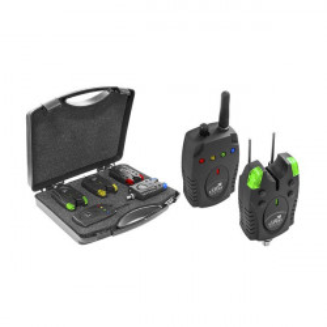 Set Avertizori Radio Piave 4+1 Carp Expert