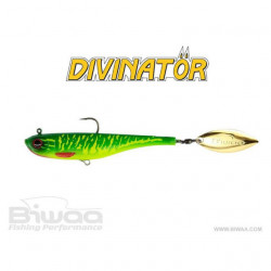 Shad Biwaa Divinator Junior Hot Chart Pike 14cm 22g
