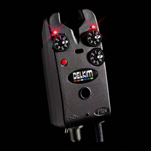 Avertizor electronic TX-I rosu Delkim