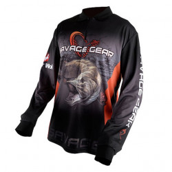 Bluza Jersey Tournament Pike / Zander / Perch Savage Gear