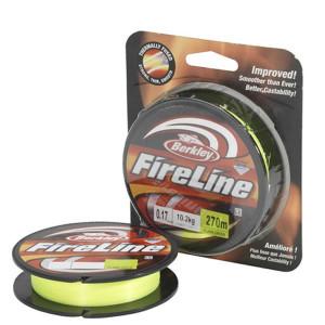 Fir Fireline galben Fluo 110m Berkley