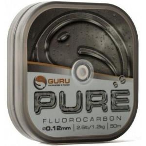 Fir Guru Pure Fluorocarbon, 50m