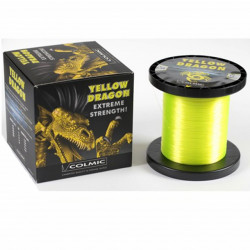 Fir monofilament Yellow Dragon 600m Colmic