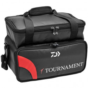 Geanta Daiwa Tournament Pro Carryall + cutii plastic