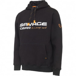 Hanorac Savage Gear Cosmo Black Ink