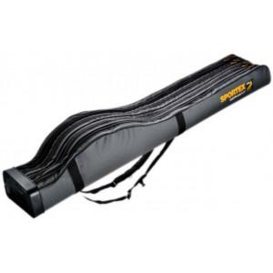 Husa Rigida Sportex Super Safe IV Grey, 4 compartimente