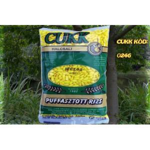 Orez expandat cu aroma miere 30g Cukk