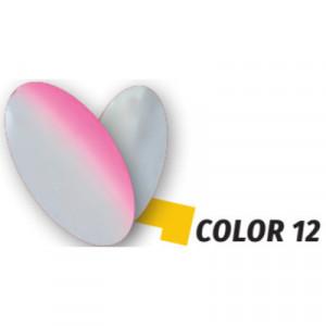 Oscilanta Herakles Leaf, Culoare 12 - White Pink, 0.9 g