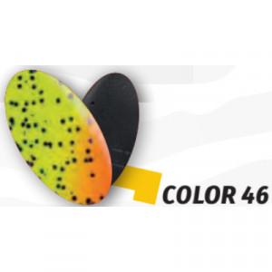 Oscilanta Herakles Leaf, Culoare 46 - Eggs Black, 0.9 g