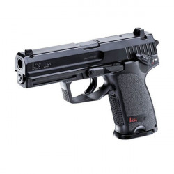 Pistol airsoft CO2 Heckler & Koch USP  / 16 bb / 2J Umarex