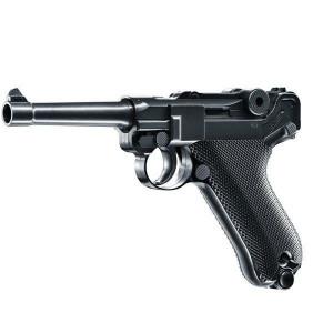 Pistol airsoft CO2 Luger P08 Parabellum  / 15 bb / 2J Umarex