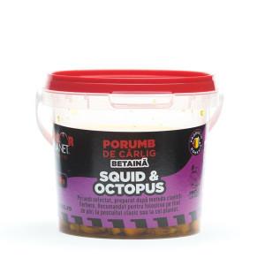 Porumb Squid Octopus 150g Senzor Planet