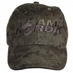 Sapca Logo Team Korda digital camo