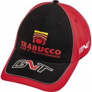 Sapca Trabucco rosu-negru