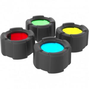 Set 4 filtre pentru MT10 Led Lenser