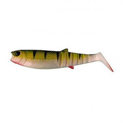 Shad LB Cannibal Perch 10cm/9gr/ 4buc/plic Savage Gear