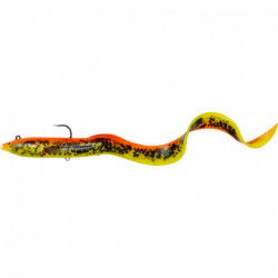 Shad Savage Gear 4D Real EEL, Golden Amb PHP 20cm, 38g
