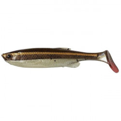 Shad Savage Gear Fat Minnow T-Tail Minnow, 7.5cm, 4buc