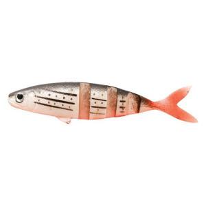 Shad Swimmy Tiger Fish 9cm 4buc/plic Rapture