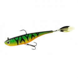 Spinnertail Divinator Fire Tiger 18cm, 35g Biwaa