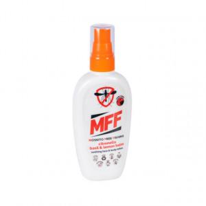 Spray tantari MFF EnergoTeam, busuioc-lamaie, 100ml