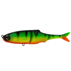 Swimbait Sub Kicker Fire Tiger 18cm, 1 buc/plic Biwaa