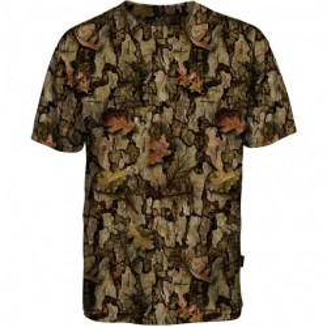 Tricou camuflaj Treesco Ghost
