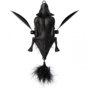Vobler 3D Bat negru 10cm, 28g Savage Gear