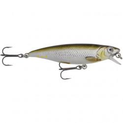 Vobler 3D Twitch Minnow 6.6cm/5g/ Green Silver Ayu Savage Gear