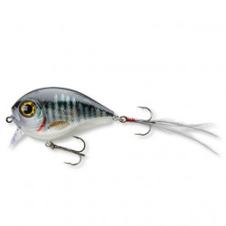 Vobler Belly Dog N Chrome Perch 6,8cm / 24g Cormoran