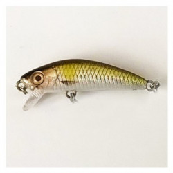 Vobler Ever Grass Mustang Minnow 146/ 3,5cm/ 1,6g Strike Pro