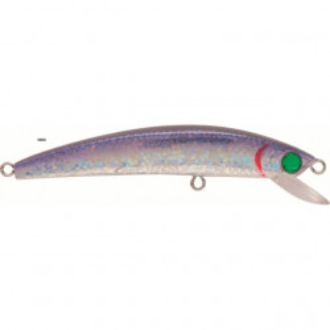 Vobler Hiroshi Minnow Sinking  Silver Sardine 5cm/ 2,5g Rapture