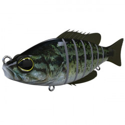Vobler Swimbait Seven Section Real Bass 10cm Biwaa