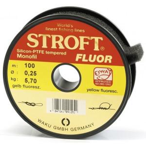 Fir galben FLUO Color 100m Stroft