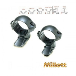 Set Ring Ext. OT.M D=30mm Bushnell