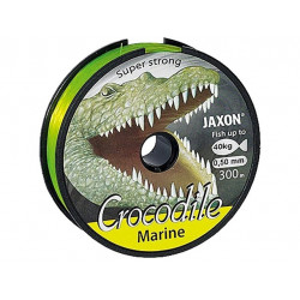 Fir monofilament Crocodile Marine Fluo 300m Jaxon