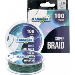 Fir textil Kamasaki Super Braid 100m