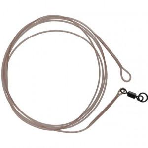 Leader Mirage Loop cu vartej si inel 1m, 35lbs