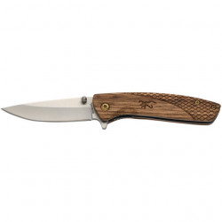 Briceag Browning Pursuit, lama 63 mm