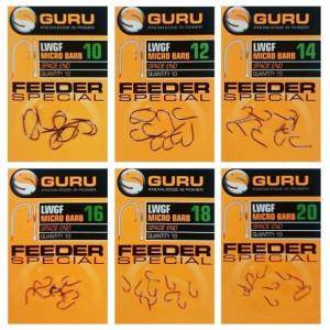 Carlig LWGF 10buc/plic Guru