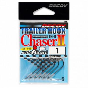 Carlige Decoy Trailer Hook 2 Chaser, 6buc