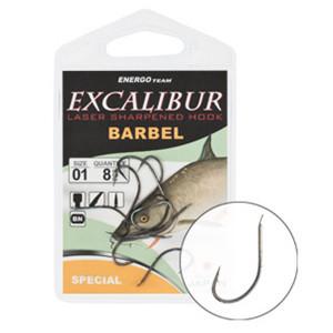 Carlige Excalibur Barbel Special, 8buc