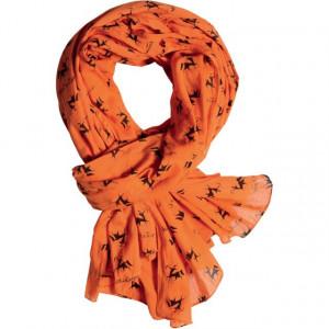 Esarfa Chech Orange Verney-Carron
