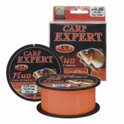 Fir Carp Expert UV Fluo Orange 300 m