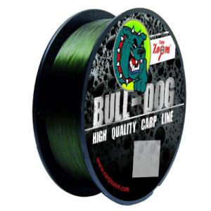 Fir Carp Zoom Bull-Dog Carp Line, Dark Green, 300m