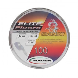 Fir Fluorocarbon Smart Elite, 100m Maver
